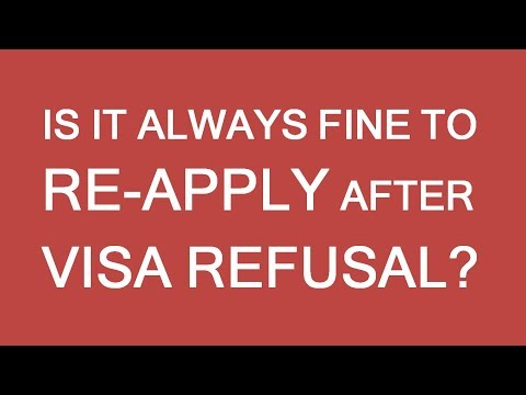Temporary Visas To Canada: Re-applying After Refusal, What Should You Know. LP Group