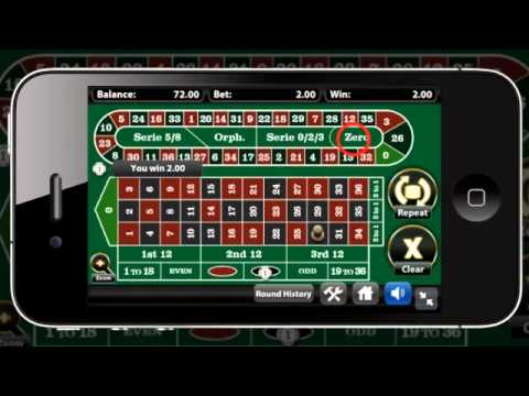 BetsoftGaming Presents Roulette ToGo™ Mobile