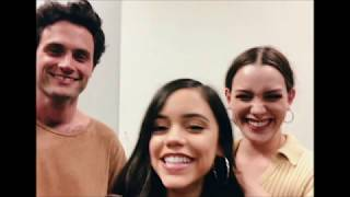 You season 2 cast and BTS Video 2020