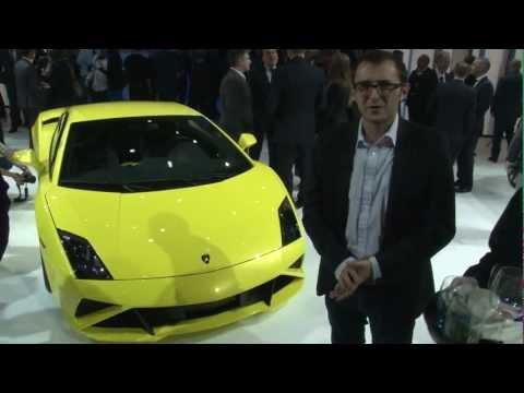 Videobombing the 2012 Paris Motor Show