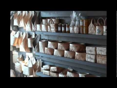 Avinurme Puiduait - Avinurme Wooden Handicrafts Centre (Estonia, Peipus Lake)