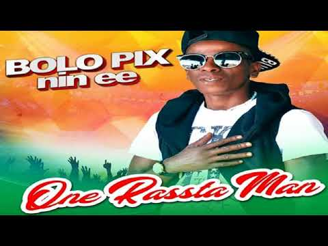 BOLO PIXX  ( ONE RASTA MAN )   -  Iny Mamanay   ( Audio Officiel )