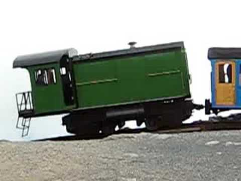 New diesel cog railway engine 1