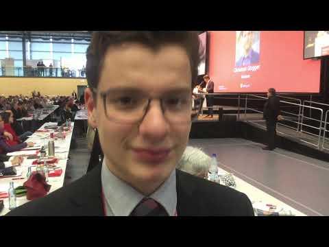 SPD-Landesparteitag: Interview mit