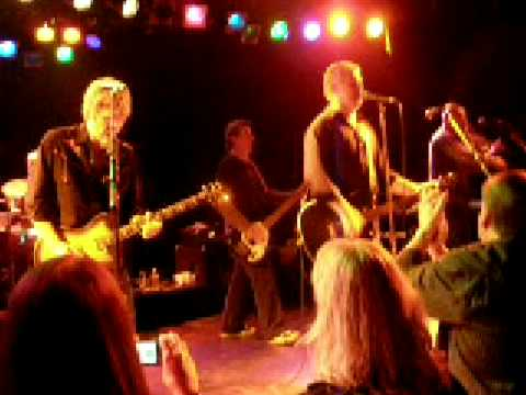 Young Dubliners Live at the Roxy