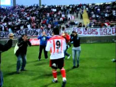 2do Gol de Villa Cubas, de penal, Rizardo - San Fernando Digital