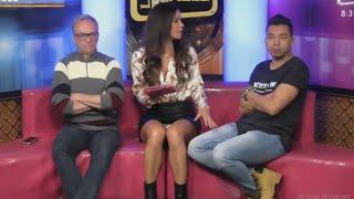Shirly Gomez Mostrando Calzones Blancos
