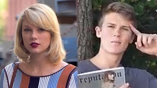 Taylor Swift Fan Creates EPIC Promposal Video Asking Her To Prom