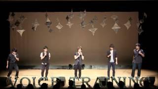 東京理科大学VOICE TRAINING部 summer live 2012 shine~あなたを照らす...