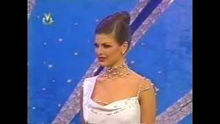Miss Venezuela 1998 Preguntas