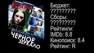 [Вечерний Кинотеатр] #30  Сериал Чёрное Зеркало (Black Mirror) Рекомендация фильма