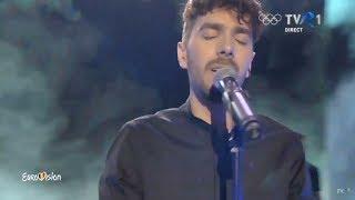 Pe 18 februarie, în direct pe TVR1, Sergiu Bolotă a intrat cu număr...