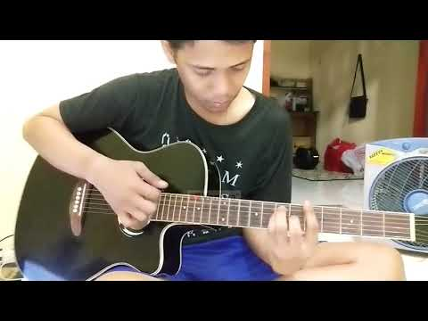 Gitaris Amatiran !! Lagu Cholesterol | Pesan Hujan