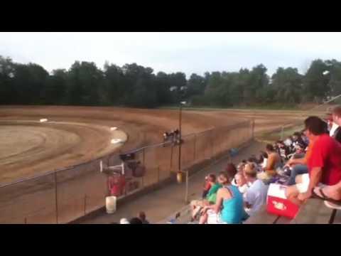 Mark Aldrich heat race 6/23/12