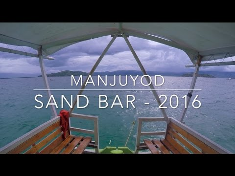 Manjuyod Sand Bar - Philippines