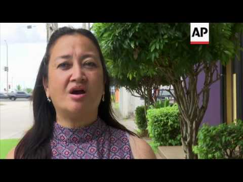 Guam Residents Hesitant About US-NKorea Tensions