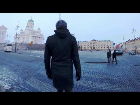 Visiting Helsinki in 50 seconds