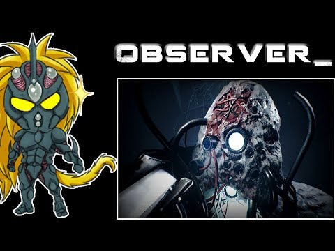 Observer PC Let's Play Part 4 Becoming A Company Man And Stealing Data