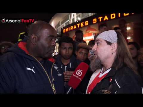 Arsenal vs Ludogorets 6-0 | Mesut Ozil Deserved His Hatrick!