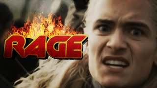 Legolas Rages and Quickscopes Everybody !