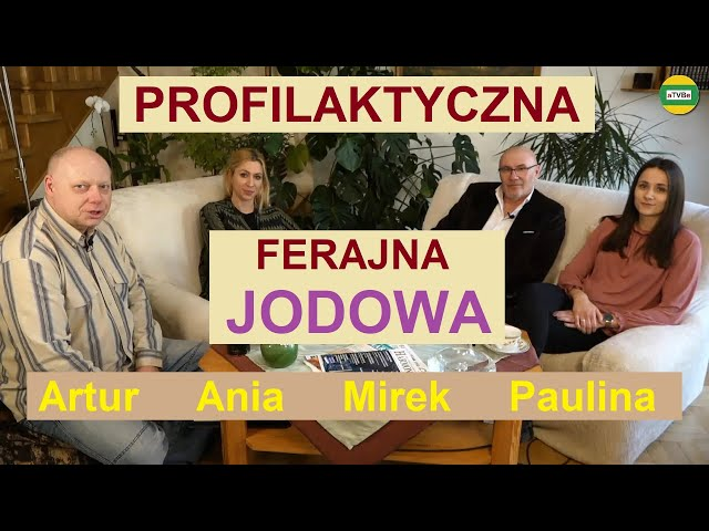 JOD a ENERGIA - CZY JEST TO MOŻLIWE ABY BYŁO JEJ WIĘCEJ ? Mirosław Surma Ania i Paulina STUDIO 2021