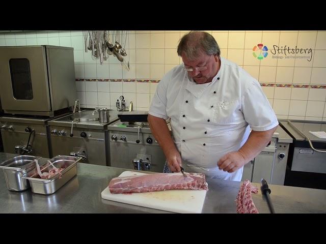 Neues aus der Stiftsbergküche (Folge 3) - Kotelett