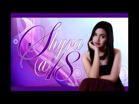 Shyra Arriolas 18 Roses Songs