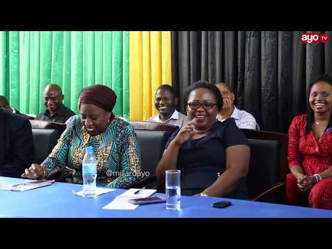 JK COMEDIAN: Alichokifanya, Ummy Mwalimu hatasau
