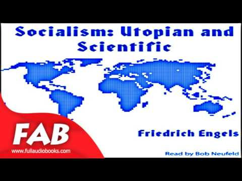 Socialism Utopian and Scientific Full Audiobook by Friedrich ENGELS by Non-fiction