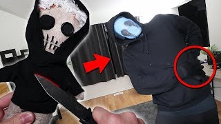 DO NOT MAKE A EYELESS JACK VOODOO DOLL AT 3AM!! (IT ACTUALLY WORKED!!)
