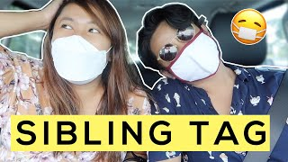 A Day in My Life (Grocery Run + Sibling Tag) | Quarantine Vlog