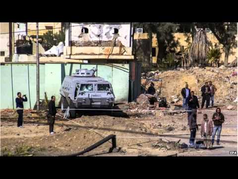Egypt attack :  Profile of Sinai Province militant group : 24/7 News Online