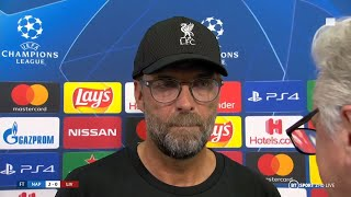 """It's not a penalty..."" Jurgen Klopp reflects on Napoli 2-0 Liverpool"