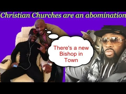 RESPONSE GAY GOSPEL SINGER JAMES HALL AND BISHOP THOMAS SEX SECRET EXPOSED CHRISTIAN CHURCHES