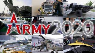 """Семь дней форума """"Армия-2020"""" за 49 минут"""
