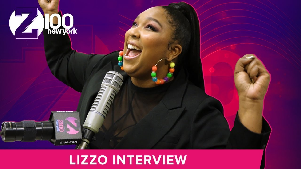 Lizzo - Full Interview at Z100