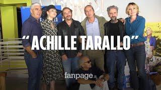 """E' stato presentato al cinema modernissimo """"achille tarallo"""" il nuovo film di antonio capuano che sarà nelle sale dal 25 ottobre. tra gli attori diretti da c..."""