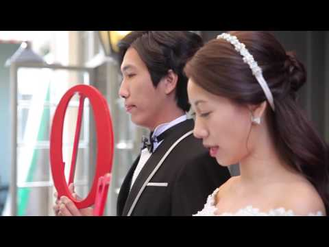 Yedda & Cheka Korea Wedding Rehearsal Video
