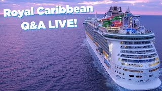 Answers to your Royal Caribbean questions!