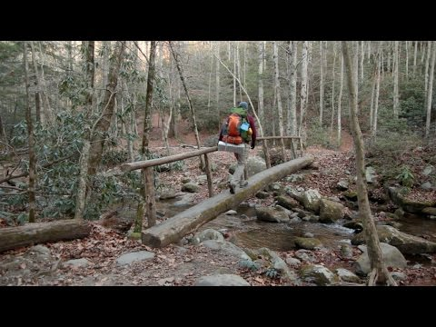 Late Fall Backpacking in Great Smoky Mountains National Park