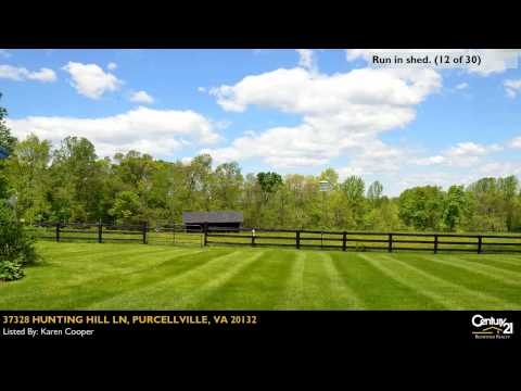 Purcellville, Single Family Home, 37328 Hunting Hill Lane, Purcellville, VA. 20132