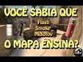 CS GO | Tutorial - Mapa Treino Mirage (Flash/Smoke/Molotov)