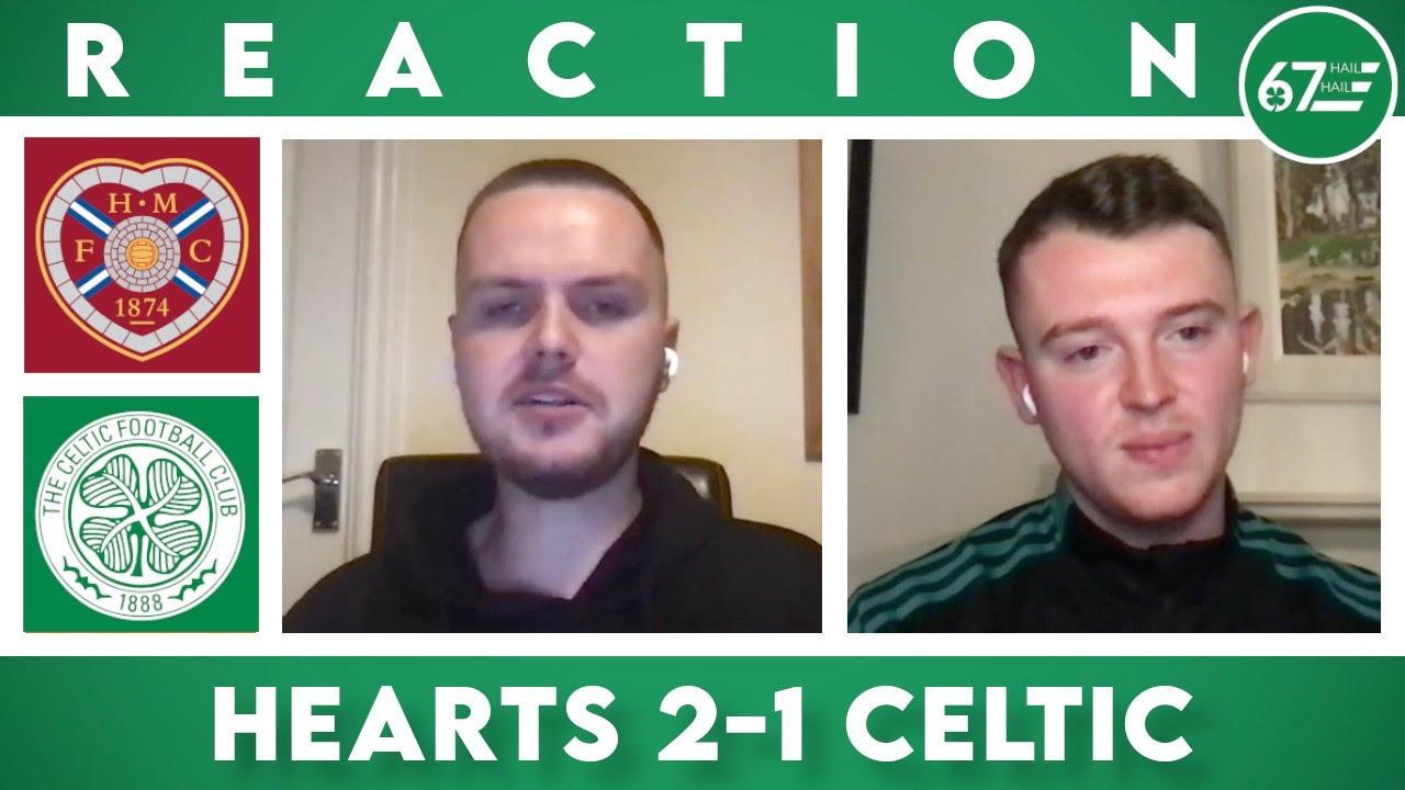 Hearts 2-1 Celtic   LIVE Reaction