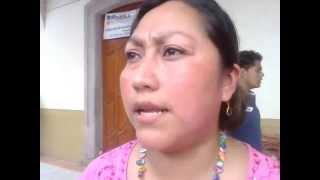 Ex funcionaria del Municipio de Hueytamalco dice su verdad del Gobierno de Rubén Martínez Castillo