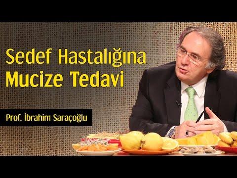 Sedef Hastalığına Mucize Tedavi | Prof. İbrahim Saraçoğlu