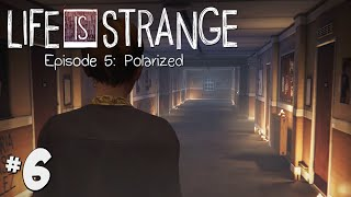 Life Is Strange Episode 5 | Part 6 - The Corridor, The Key & Giant Squirrels!  [Strong Language]
