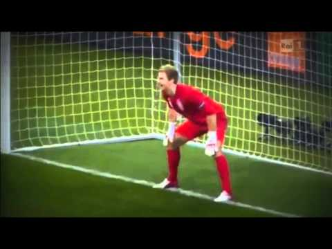 Il cammino degli azzurri fino alla finale di EURO 2012