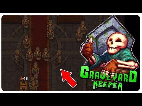 Graveyard Keeper - My Cult is GROWING! $$$...