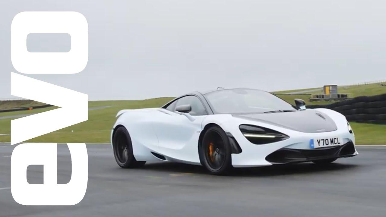 McLaren 720S - quicker than a Ferrari 488 Pista? | evo LEADERBOARD