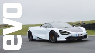 McLaren 720S - quicker than a Ferrari 488 Pista? | evo LEADERBOARD